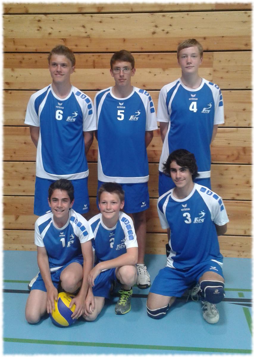 Garçons U15 & U17