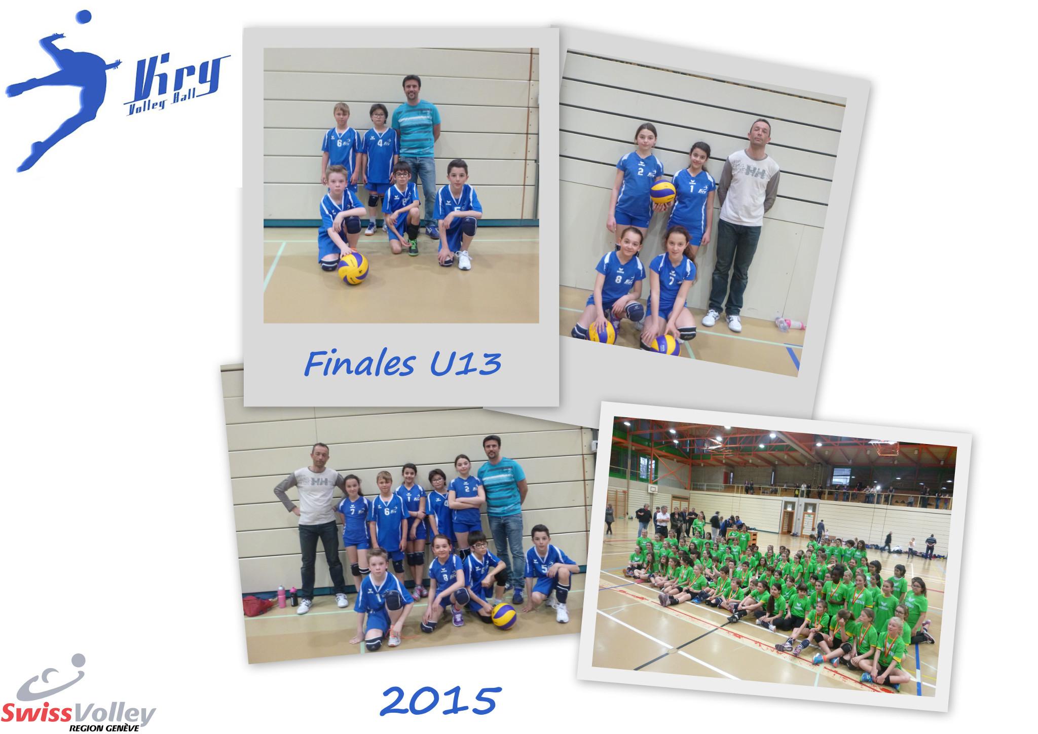 Finales U13 2015